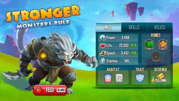 دانلود Monster Legends – RPG 11.2.1 بازی نقش آفرینی افسانه هیولا + مود