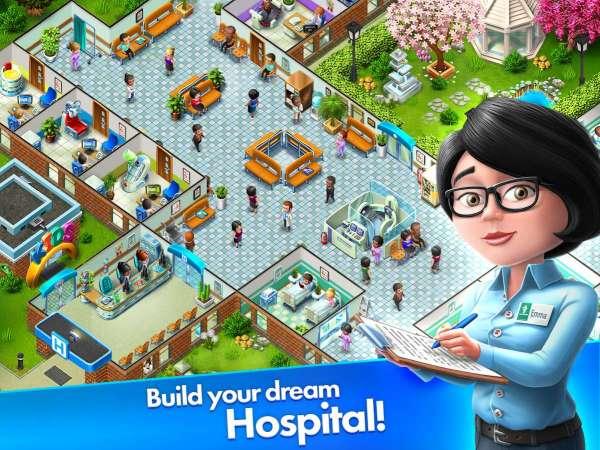 دانلود My Hospital 2.1.5 بازی جذاب بیمارستان من مخصوص اندروید + مود