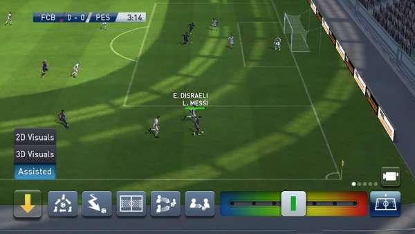 دانلود PES Club Manager 3.1.2 بازی اندروید سرمربی فوتبال و مدیریت باشگاه + دیتا