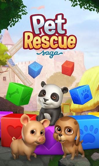 دانلود Pet RescuePet Rescue 1.254.7 بازی نجات حیوانات خانگی اندروید + مود