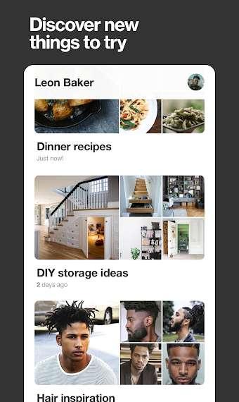 دانلود Pinterest 9.13.0 اپلیکیشن شبکه اجتماعی پینترست اندروید