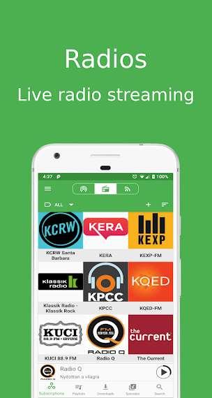 دانلود Podcast Republic ProPodcast Republic 20.11.24R اپلیکیشن پادکست  اندروید