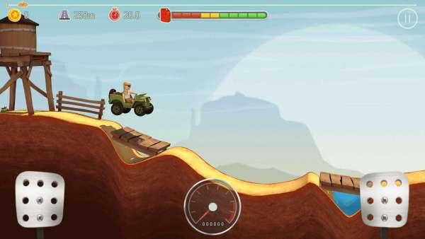 دانلود Prime Peaks 29.0 بازی اتومبیل رانی تپه نورد مخصوص اندروید + مود