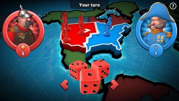 دانلود RISK: Global Domination 3.1.3 بازی استراتژیک ریسک و تسلط بر دنیا اندروید + مود