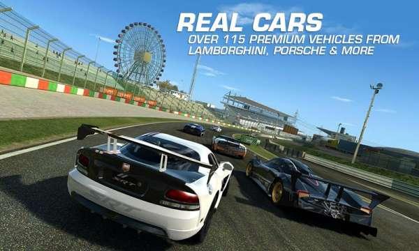دانلود Real Racing 3 9.7.1 بازی اتومبیل رانی مسابقات واقعی 3 + مود