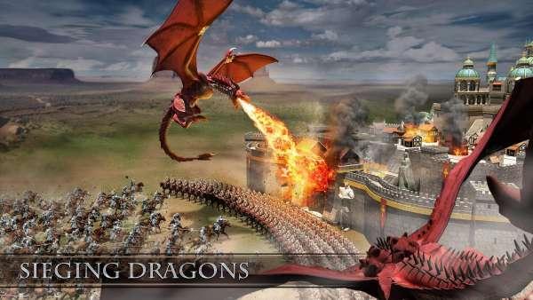 دانلود Rise of Empire 1.250.186 بازی استراتژی ظهور امپراطوری اندورید + دیتا