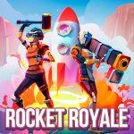 دانلود Rocket Royale 2.1.9 بازی اکشن موشک سلطنتی اندروید + مود