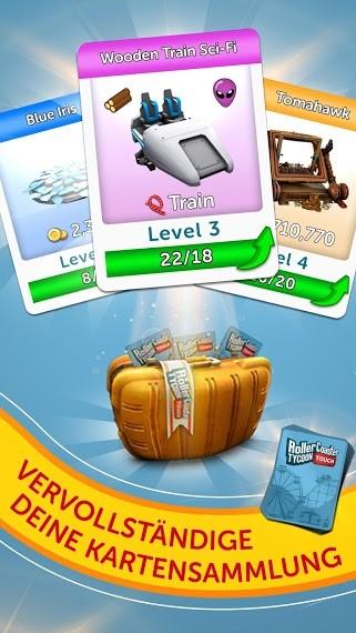 دانلود RollerCoaster Tycoon Touch 3.9.4 بازی شبیه ساز شهر بازی اندروید+ مود + دیتا