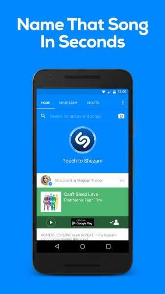 دانلود Shazam Encore 11.29.0-210603 برنامه پیدا کردن خواننده موزیک اندروید