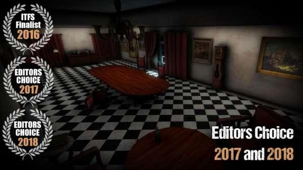 دانلود Sinister Edge – 3D Horror Game 2.5.3 بازی ترسناک مرز شیطانی اندروید