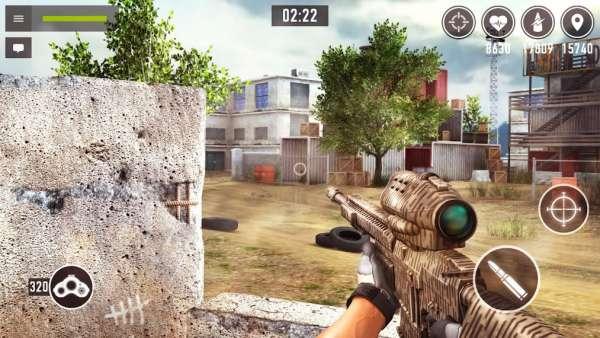 دانلود Sniper Arena PvP Army Shooter 1.3.8 بازی رقابت تک تیراندازها برای اندروید