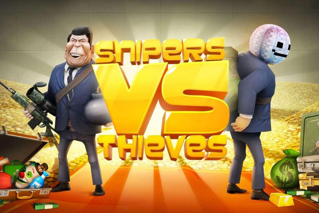 دانلود Snipers vs Thieves 2.7.31217 بازی سارقین و تک تیراندازها اندروید