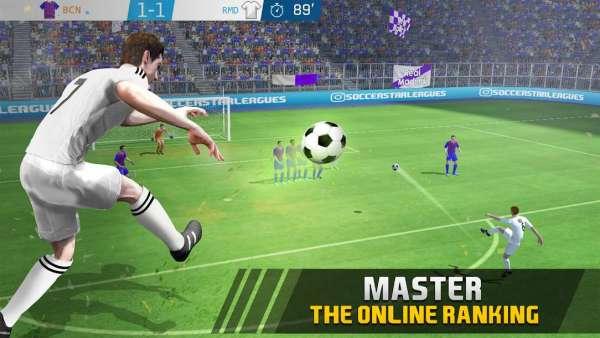 دانلود Soccer Star 2021 Top Leagues 2.7.0 بازی اندروید ستاره های فوتبال 2021 + مود