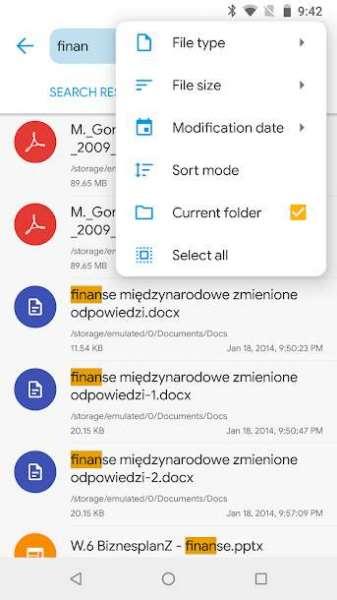 دانلود Solid Explorer 2.7.17 برنامه مدیریت فایل سالید اکسپلورر اندروید