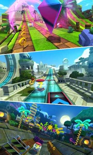 دانلود Sonic Forces: Speed Battle 3.10.0 بازی دوست داشتنی نیروهای سونیک: نبرد سرعتی اندروید