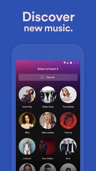 دانلود Spotify Music 8.5.58.954 برنامه محبوب اسپاتیفای اندروید + مود + بتا