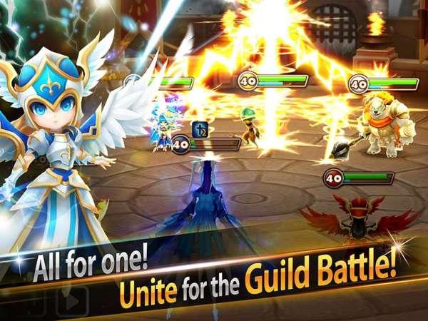 دانلود Summoners War 6.3.1 بازی اندروید آنلاین نبرد ماموران + مود