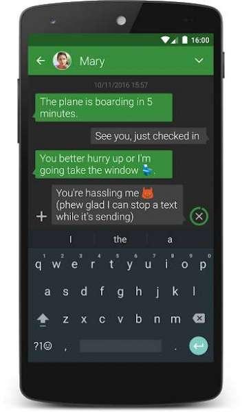 دانلود Textra SMS PRO 4.22 برنامه مدیریت اس ام اس اندروید