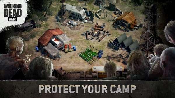 دانلود The Walking Dead No Man's Land 30.0.2.96488 بازی محبوب مردگان متحرک اندروید