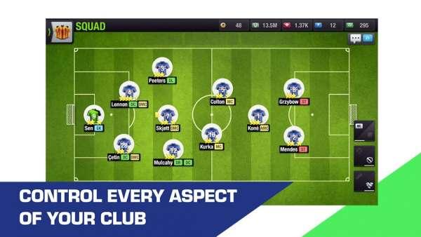 دانلود Top Eleven 10.3.1 مربیگری فوتبال 2020 اندروید