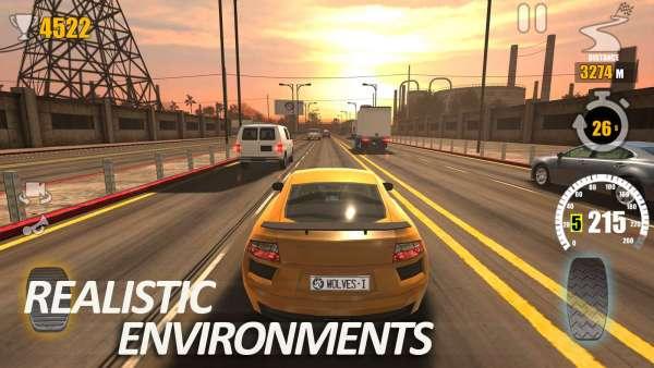دانلود Traffic Tour 1.6.7 بازی ماشین سواری مسیر ترافیکی اندروید + مود