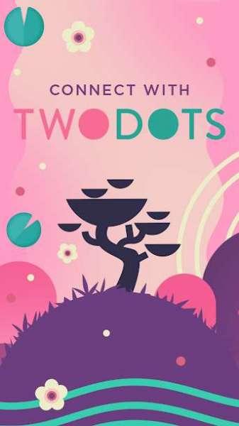 دانلود Two Dots 7.8.8 بازی جالب و پازل دو نقطه اندروید + مود