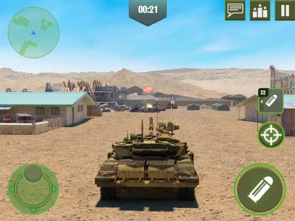 دانلود War Machines Tank Shooter Game 5.12.1 بازی تیر اندازی نبرد تانک ها اندروید