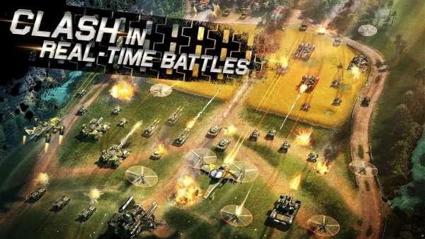 دانلود War Planet Online: Global Conquest 4.0.1 بازی آنلاین سیاره جنگ فتح جهانی اندروید