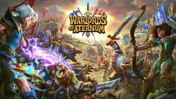 دانلود Warlords of Aternum 1.0.0 بازی زیبای جنگ سالاران اندروید