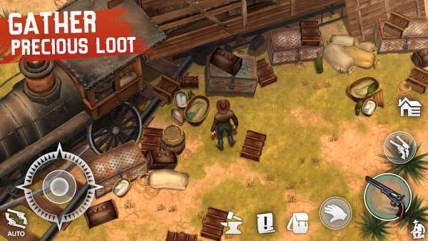 دانلود Westland Survival 0.16.3b927 بازی بقا در غرب وحشی+ مود + دیتا