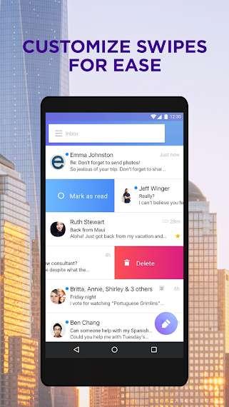 دانلود Yahoo Mail 6.17.3 برنامه رسمی یاهو میل برای اندروید