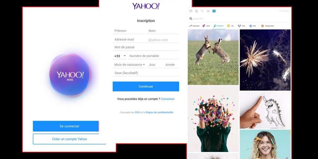 دانلود Yahoo Mail 6.2.2 برنامه رسمی یاهو میل برای اندروید