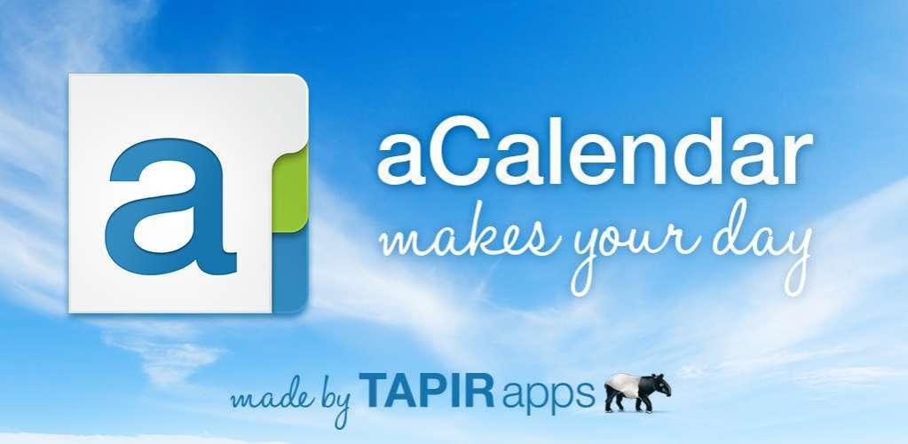 دانلود aCalendar+ Android Calendar 2.2.7 تقویم ای کلندر اندروید