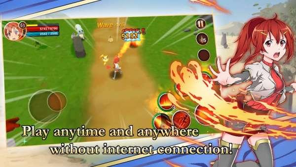 دانلود Epic Conquest 5.8e بازی نقش آفرینی فتح حماسه اندروید + مود