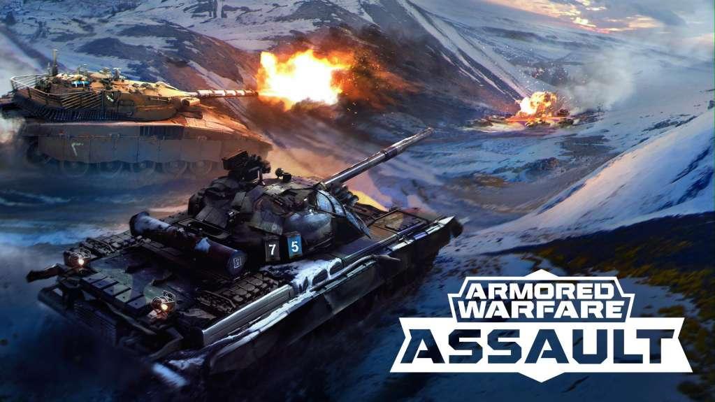 دانلود Armored Warfare: Assault 1.7.8 بازی تانکی جنگ زره پوش اندروید + دیتا