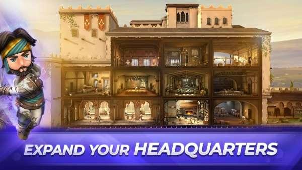 دانلود Assassin's Creed: Rebellion 2.9.2 بازی اندروید اساسین کرید: شورش + مود