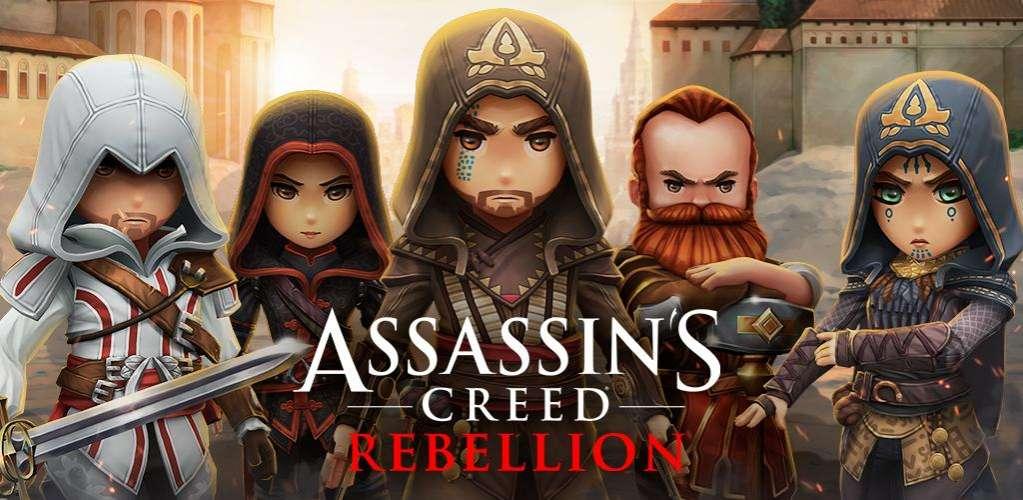 دانلود Assassin's Creed: Rebellion 2.6.2 بازی اندروید اساسین کرید: شورش + مود