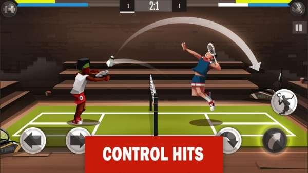 دانلود Badminton League 3.96.5000.5 بازی ورزشی لیگ بدمینتون اندروید + مود