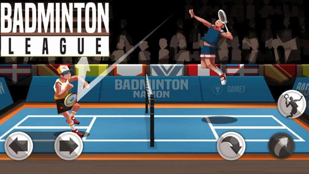 دانلود Badminton League 3.85.3977 بازی ورزشی لیگ بدمینتون اندروید + مود