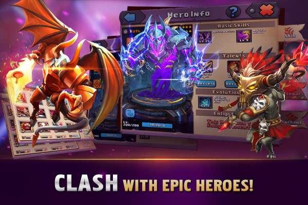 دانلود Clash of Lords 2 1.0.325 بازی جنگ پادشاهان 2  مخصوص اندروید + دیتا