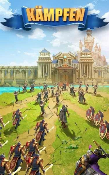 دانلود Clash of Queens 2.8.2 بازی آنلاین نبرد ملکه ها برای اندروید