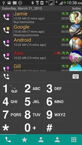 دانلود DW Contacts & Phone & Dialer 3.1.7.5 اپلیکیشن مدیریت مخاطبین اندروید
