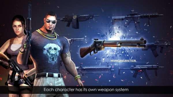 دانلود Death Invasion : Survival 1.1.0 بازی بقاء تهاجم مرگ اندروید + مود