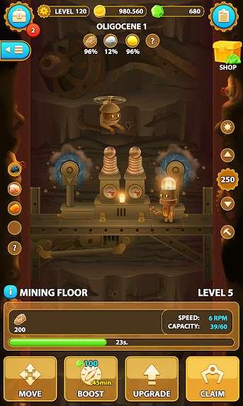 دانلود Deep Town: Mining Factory 5.0.9 بازی اندروید کارخانه معدن اندروید + مود
