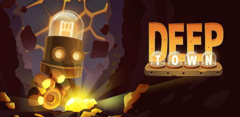 دانلود Deep Town: Mining Factory 4.0.7 بازی اندروید کارخانه معدن اندروید + مود