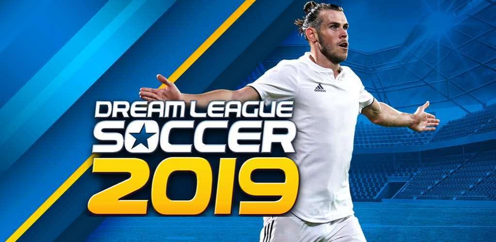 دانلود Dream League Soccer 2019 6.12 بازی رویای لیگ فوتبال 2019 اندروید + مود + دیتا