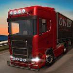 دانلود Euro Truck Driver 3.5.0 بازی شبیه ساز رانندگی تریلی اندروید