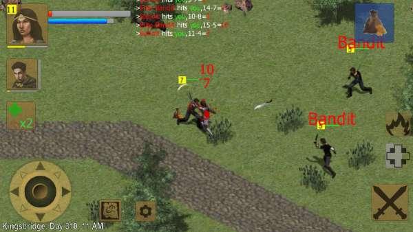 دانلود Exiled Kingdoms RPG Full 1.3.1170 بازی اکشن تبعید پادشاهی اندروید + مود