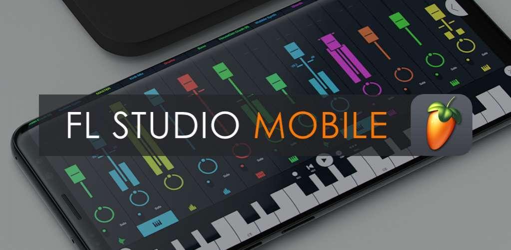 دانلود FL Studio Mobile 3.2.38 استودیوی ساخت موزیک اندروید + دیتا