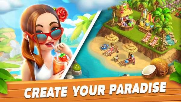 دانلود Funky Bay – Farm & Adventure game 40.5.17 بازی شبیه سازی مزرعه دار ساحلی اندروید + مود